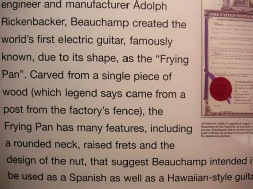 Description of the Frying Pan