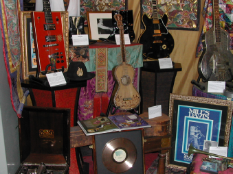 A corner full of Goodies